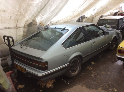 1983 Opel Monza 3 litre auto low mileage For Sale (picture 1 of 6)
