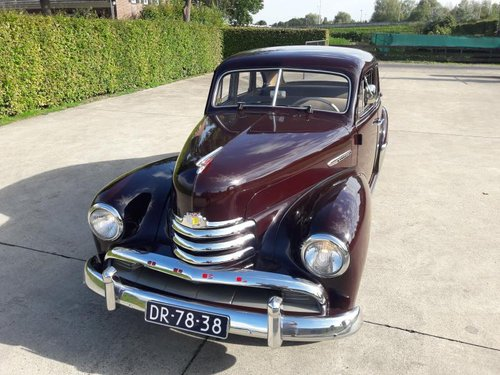 Opel Kapitän 3rd series 1952 DARK RED    Unbelievably beauti For Sale (picture 1 of 6)