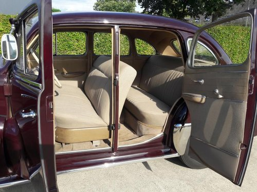 Opel Kapitän 3rd series 1952 DARK RED    Unbelievably beauti For Sale (picture 2 of 6)