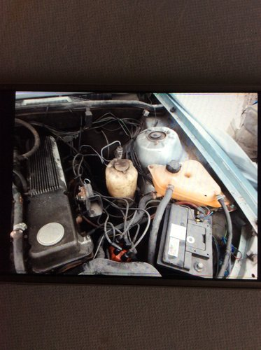 1983 Opel Monza 3 litre auto low mileage For Sale (picture 6 of 6)