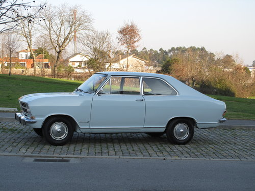 1970 Opel Kadett Sedan Fastback LS For Sale (picture 2 of 6)