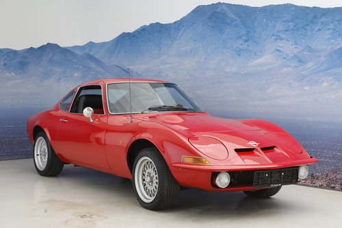 1972 Opel GT 1.9 For Sale (picture 1 of 6)