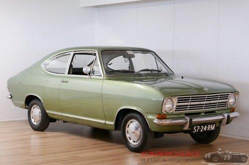 1971 Opel Kadett B Coupé Original Dutch car For Sale (picture 1 of 6)