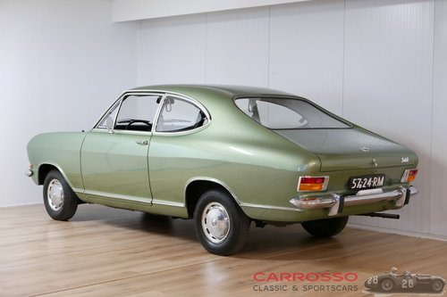 1971 Opel Kadett B Coupé Original Dutch car For Sale (picture 2 of 6)