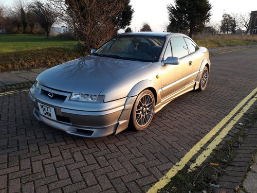 OPEL CALIBRA  4X4 TURBO 1995, HERE FROM JAPAN NOW -  LHD SOLD (picture 1 of 6)