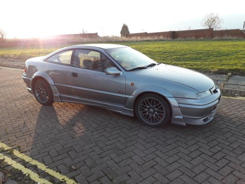 OPEL CALIBRA  4X4 TURBO 1995, HERE FROM JAPAN NOW -  LHD SOLD (picture 2 of 6)