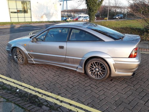 OPEL CALIBRA  4X4 TURBO 1995, HERE FROM JAPAN NOW -  LHD SOLD (picture 4 of 6)