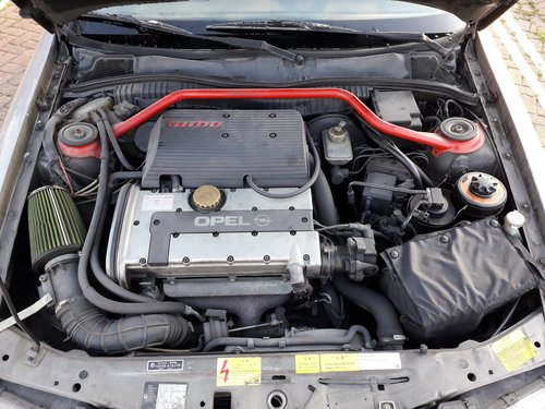 OPEL CALIBRA  4X4 TURBO 1995, HERE FROM JAPAN NOW -  LHD SOLD (picture 6 of 6)
