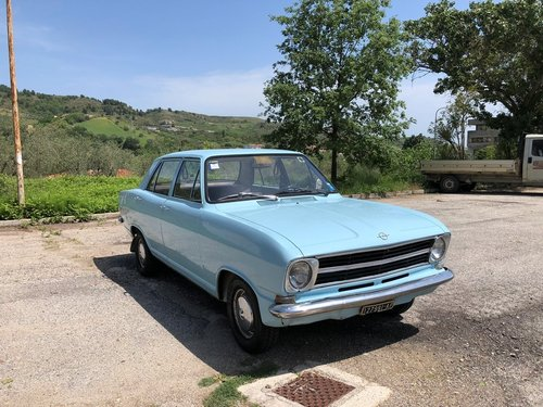 1967 Opel Kadett For Sale (picture 1 of 6)