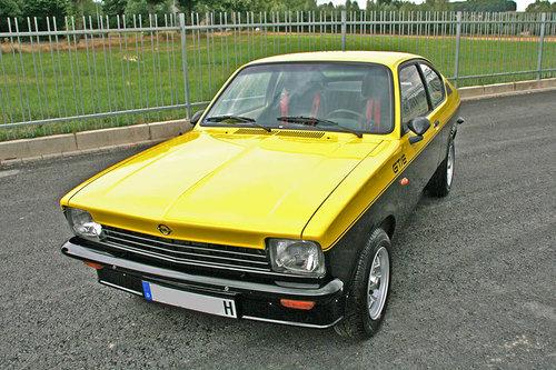 1977 Opel Kadett C GTE SOLD (picture 2 of 6)