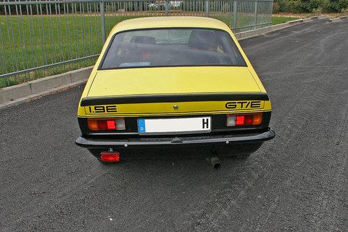 1977 Opel Kadett C GTE SOLD (picture 6 of 6)