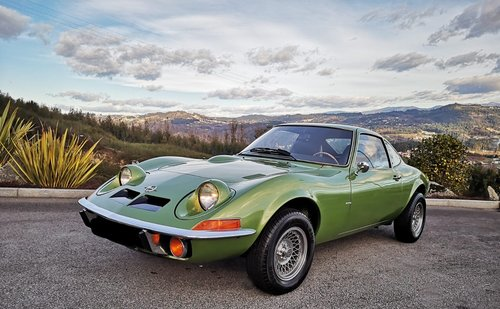 OPEL GT - 1973 For Sale (picture 1 of 6)