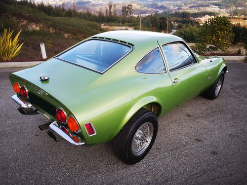 OPEL GT - 1973 For Sale (picture 6 of 6)