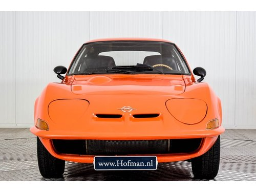 1972 Opel GT GT/J 1.9 For Sale (picture 3 of 6)