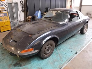 1973 Opel GT 1900 '73 For Sale