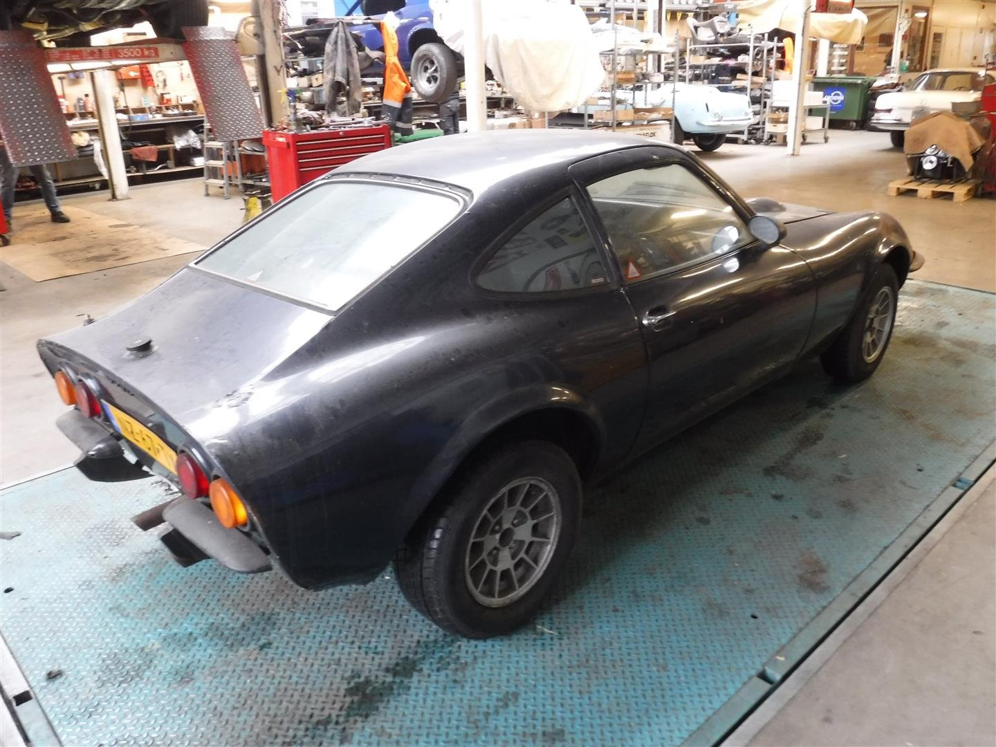 1973 Opel GT 1900 '73 For Sale (picture 5 of 6)