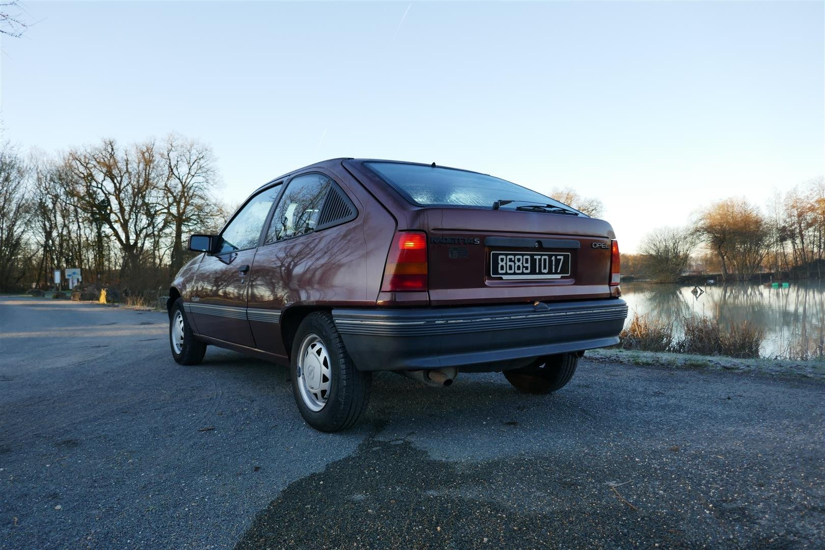 Opel Kadett 1.4 Sport , 1991. 1 owner from new LHD For Sale (picture 1 of 6)