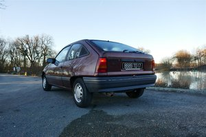 Opel Kadett 1.4 Sport , 1991. 1 owner from new LHD