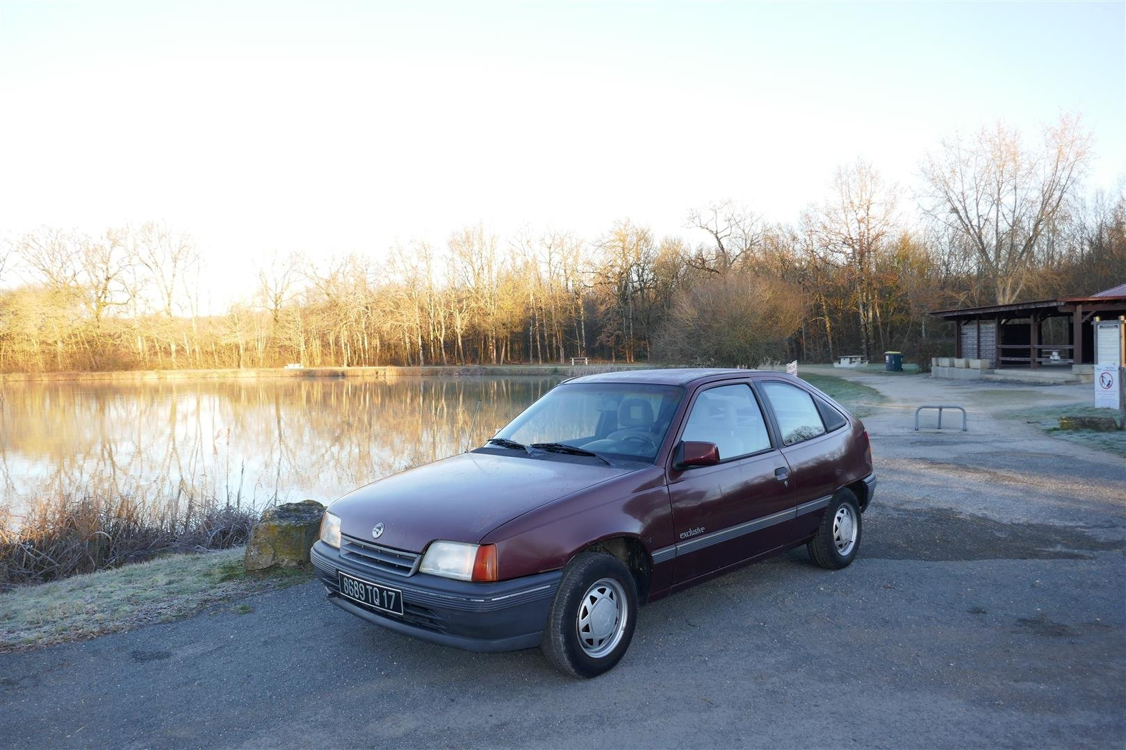 Opel Kadett 1.4 Sport , 1991. 1 owner from new LHD For Sale (picture 2 of 6)