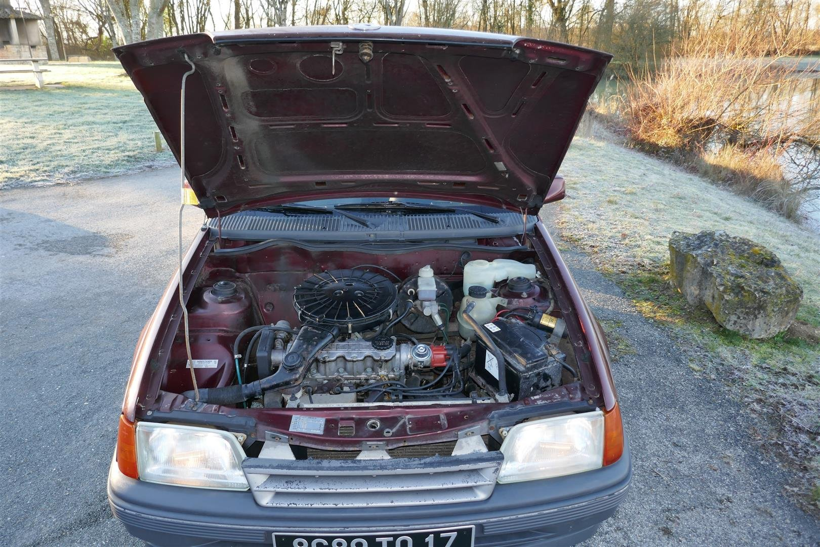 Opel Kadett 1.4 Sport , 1991. 1 owner from new LHD For Sale (picture 3 of 6)