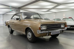 1969 Opel Commodore A Coupé SOLD