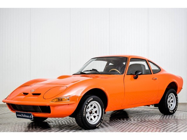 1972 Opel GT GT/J 1.9 For Sale (picture 1 of 6)
