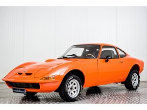 1972 Opel GT GT/J 1.9 For Sale