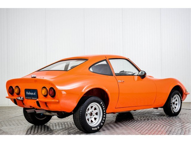 1972 Opel GT GT/J 1.9 For Sale (picture 2 of 6)