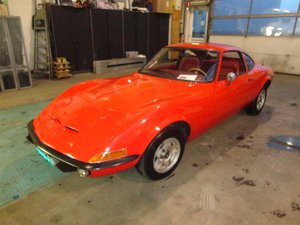 1969 Opel GT 1900 '69 For Sale