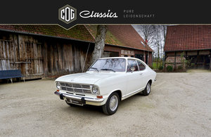 1972 An Opel Kadett B Coupe in original condition For Sale