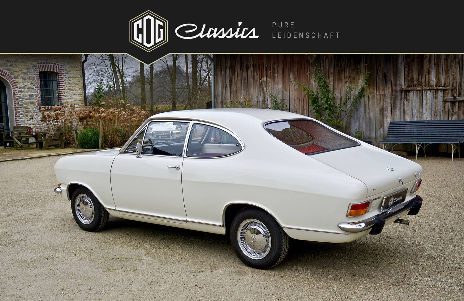 1972 An Opel Kadett B Coupe in original condition For Sale (picture 3 of 6)