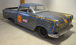 1959 Opel P1 = World Record travel 376.59 miles per gallon For Sale (picture 1 of 6)