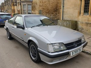 1985 Opel Monza GSE 3.0E Manual at ACA 13th April  For Sale
