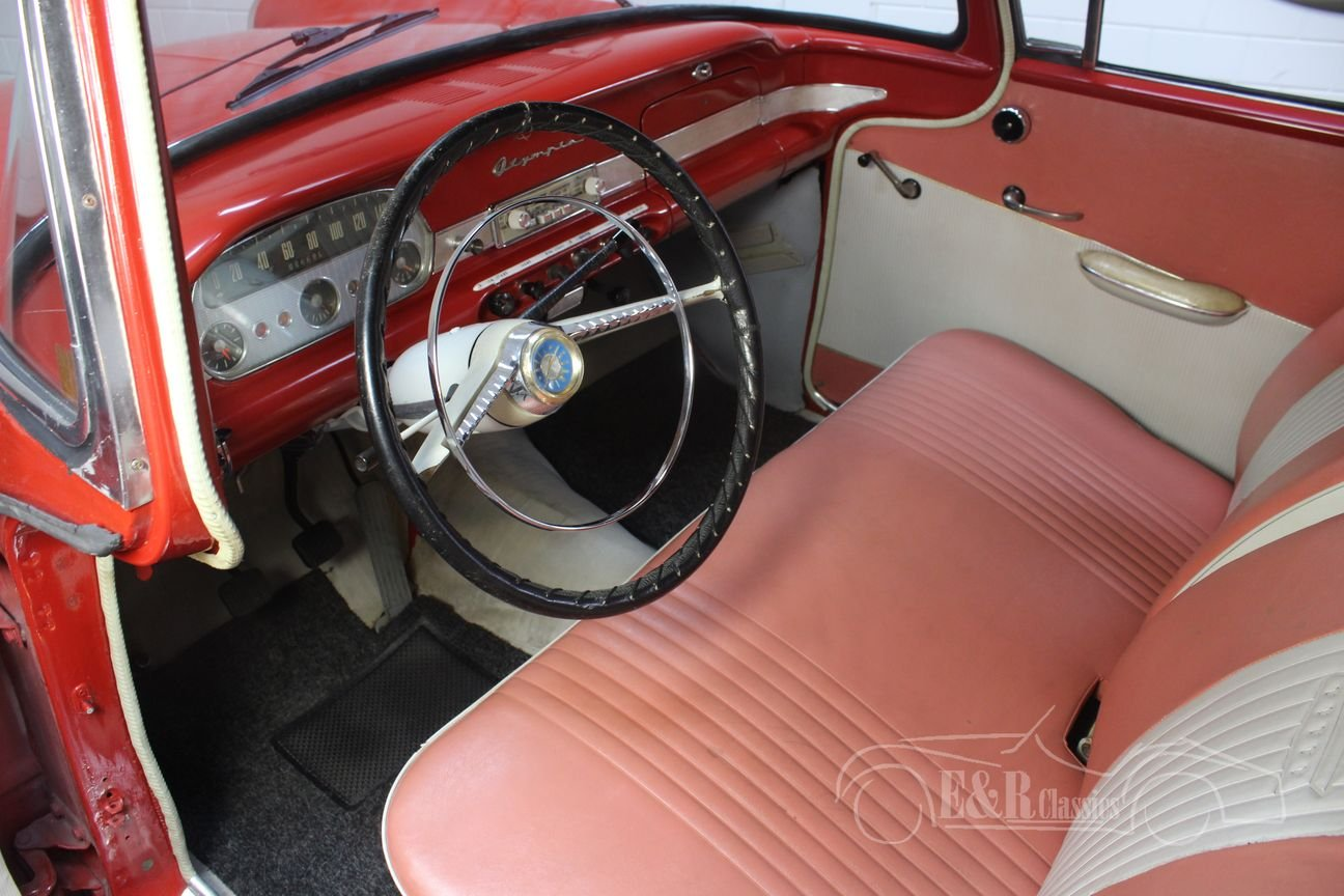Opel Rekord Olympia 1500 Caravan 1959 For Sale (picture 3 of 6)