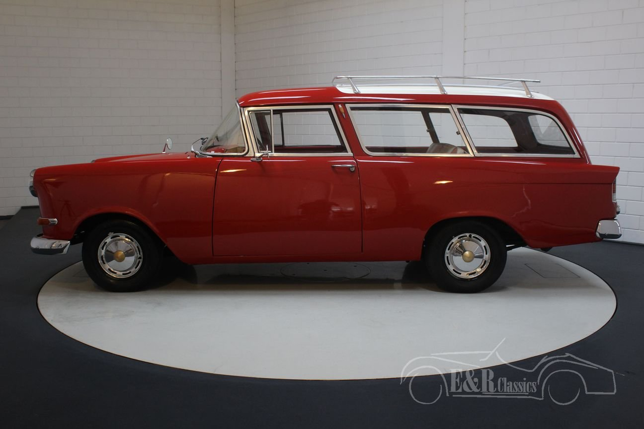 Opel Rekord Olympia 1500 Caravan 1959 For Sale (picture 5 of 6)
