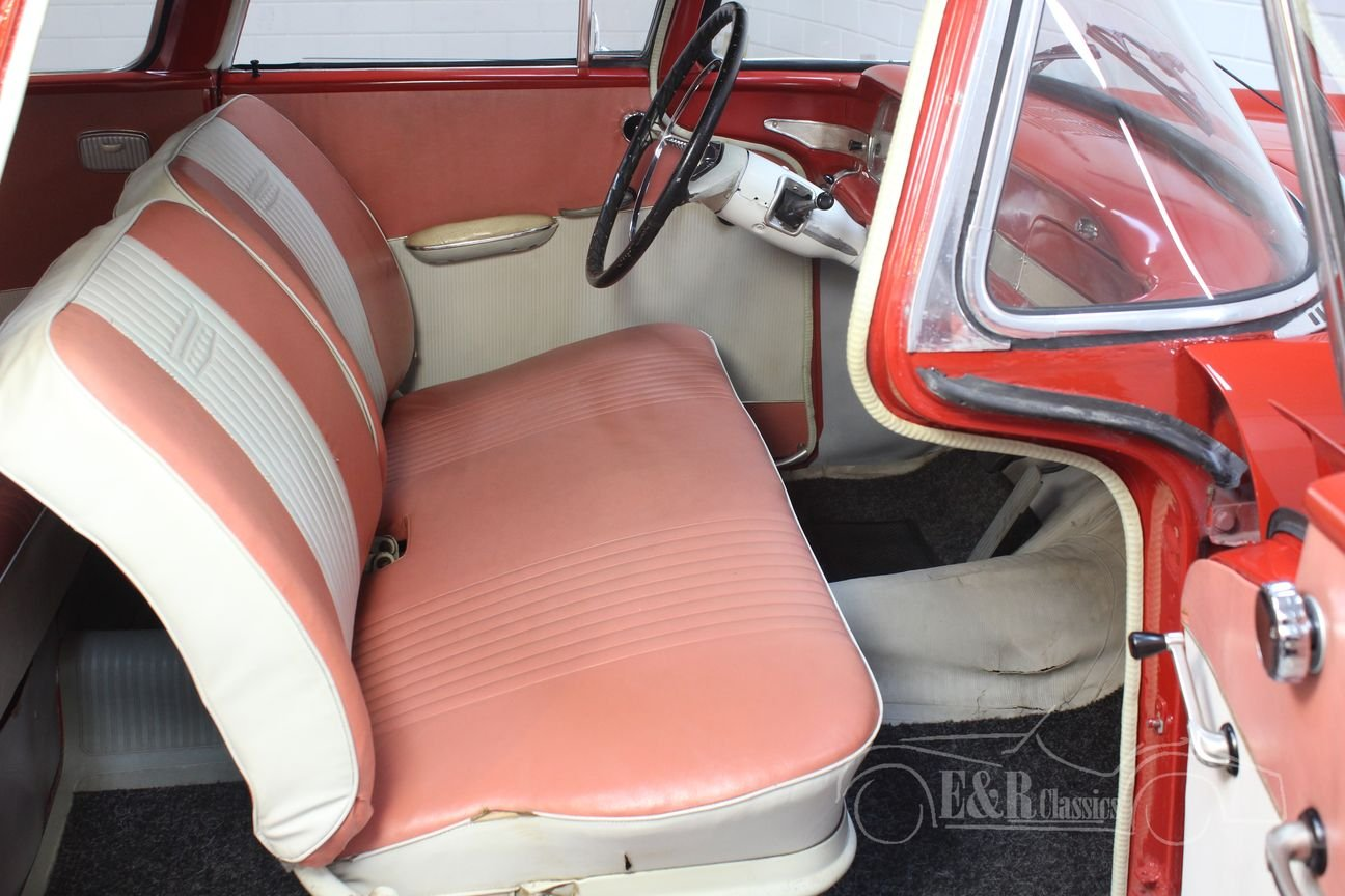 Opel Rekord Olympia 1500 Caravan 1959 For Sale (picture 6 of 6)