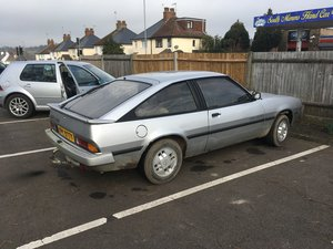1983 OPEL MANTA NEEDS WORK For Sale