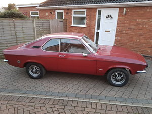 1973 OPEL MANTA A 1.9L For Sale