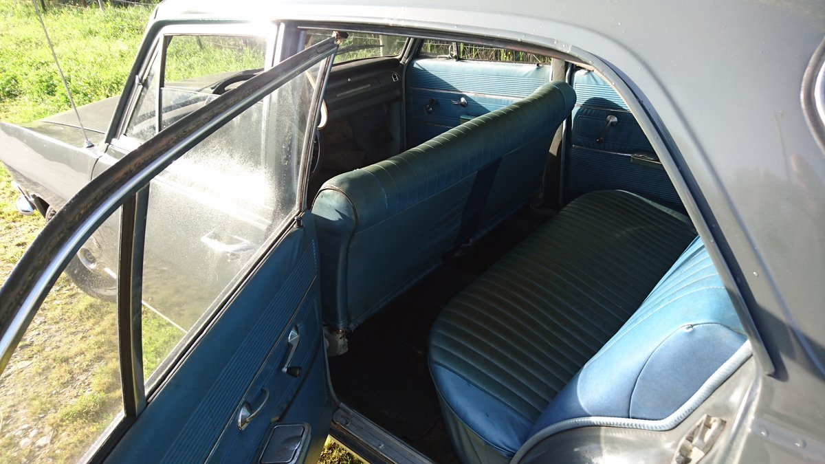 1965 Opel Rekord B sedan For Sale (picture 3 of 6)