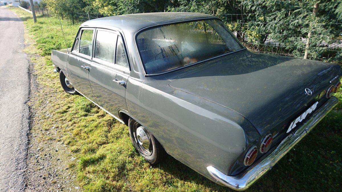 1965 Opel Rekord B sedan For Sale (picture 4 of 6)