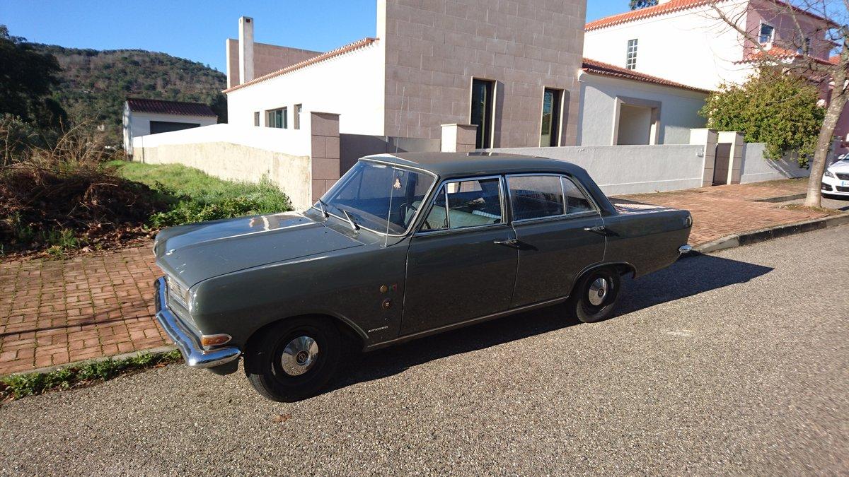 1965 Opel Rekord B sedan For Sale (picture 6 of 6)