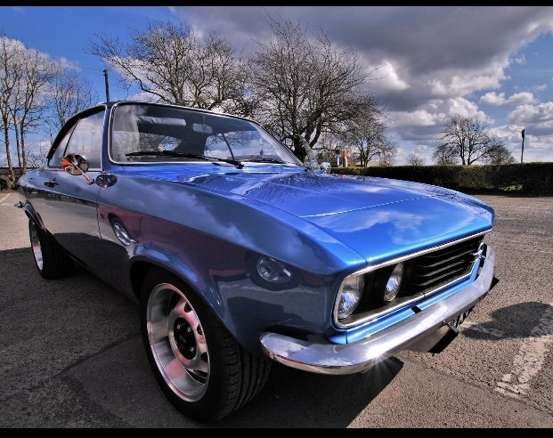 1973 Opel Manta A 2.0s SOLD (picture 1 of 6)