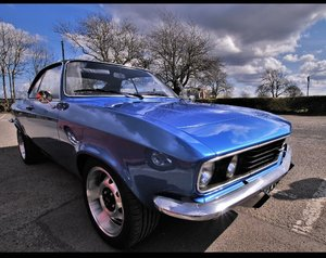 1973 Opel Manta A 2.0s For Sale