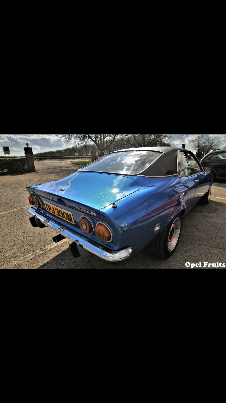 1973 Opel Manta A 2.0s SOLD (picture 2 of 6)