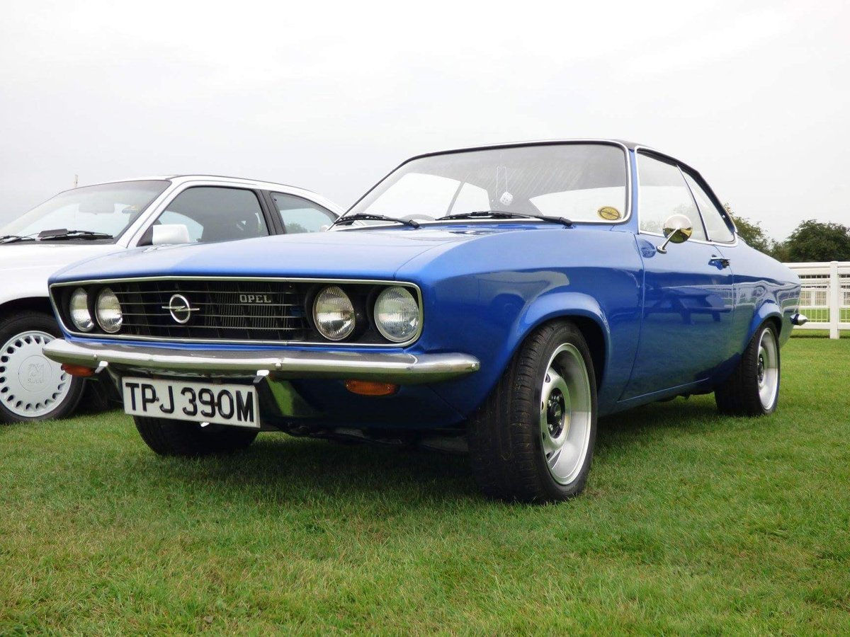 1973 Opel Manta A 2.0s SOLD (picture 3 of 6)
