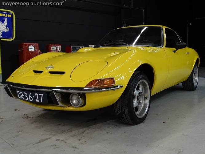 1969 OPEL GT For Sale (picture 1 of 6)