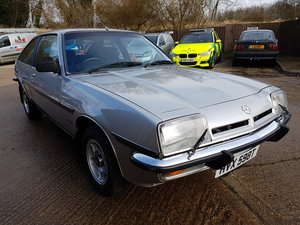 Opel Manta SRB auto, 1978, two owners, s/history For Sale