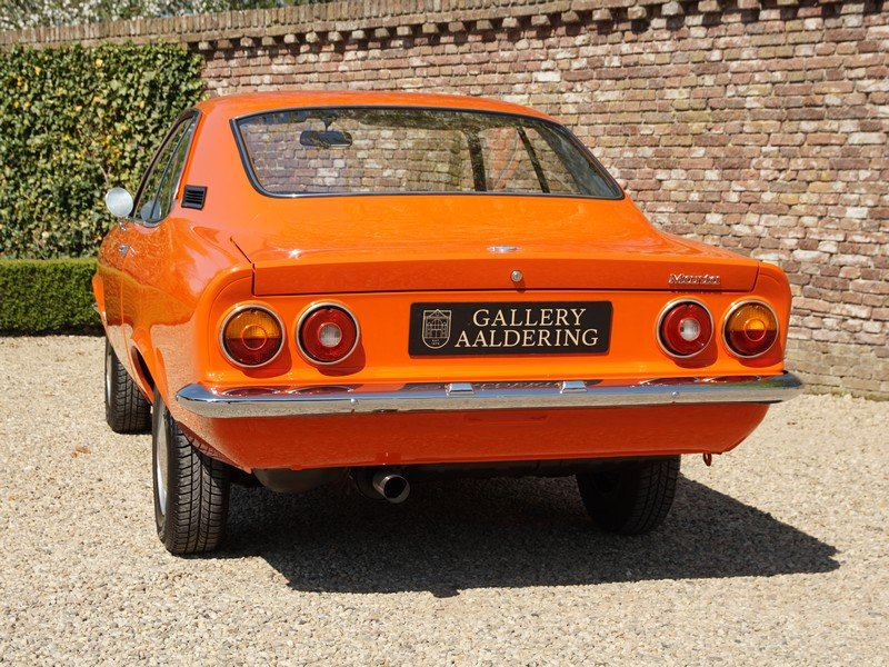 1973 Opel Manta A 1600S factory new condition, only 66.574 km, on For Sale (picture 6 of 6)