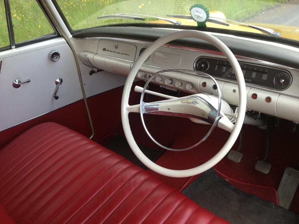 1962 Opel Olympia Caravan Unique ! For Sale (picture 2 of 5)