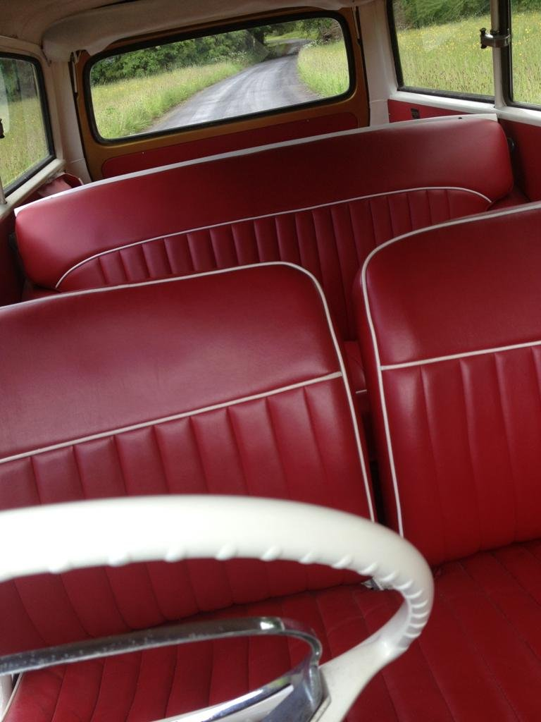 1962 Opel Olympia Caravan Unique ! For Sale (picture 3 of 5)